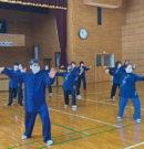 総合文化祭太極拳大会開催!