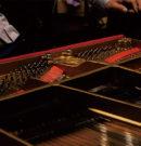 文化会館のピアノが生まれ変わりました。